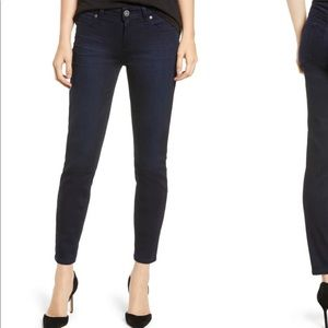 NEW • Paige • Hoxton Ultra Skinny Jeans Lana 26